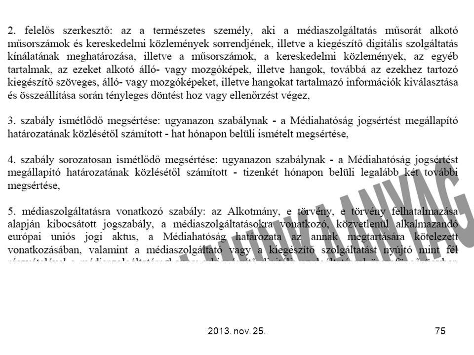 2013. nov. 25.75