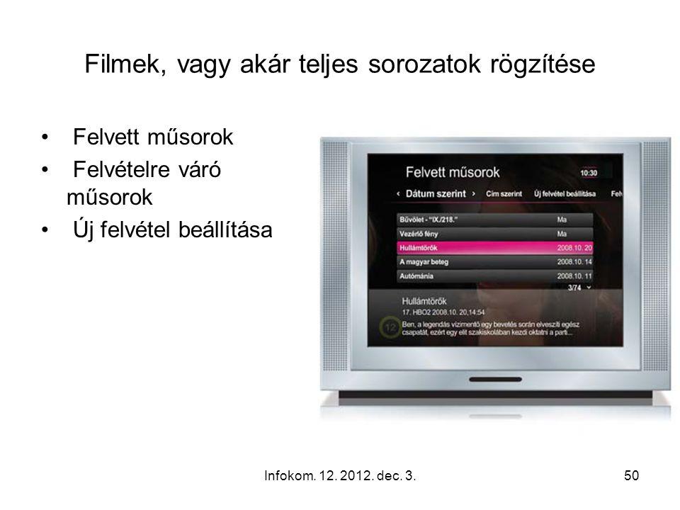 Infokom. 12. 2012. dec. 3.49 Kép a képben