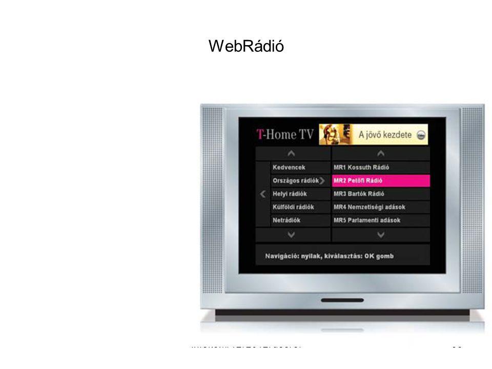Infokom. 12. 2012. dec. 3.52 Internetes hírportál Ingyenes böngészés