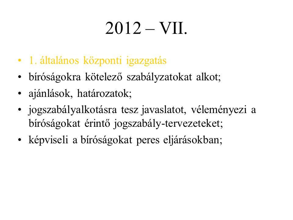2012 – VII.1.
