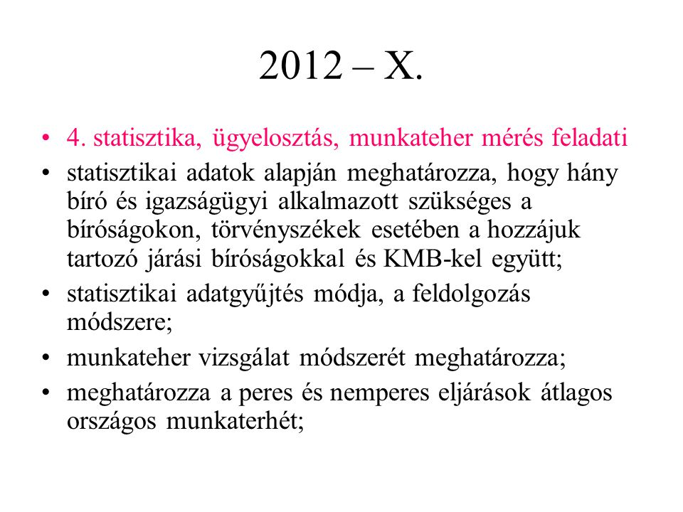 2012 – X.4.