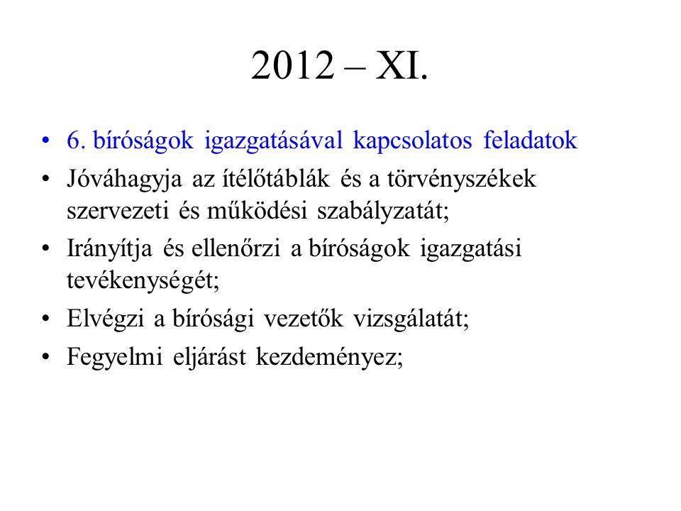 2012 – XI.6.