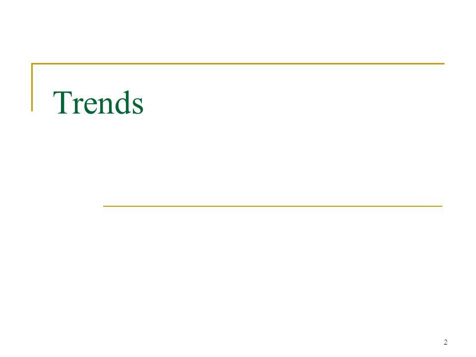 2 Trends