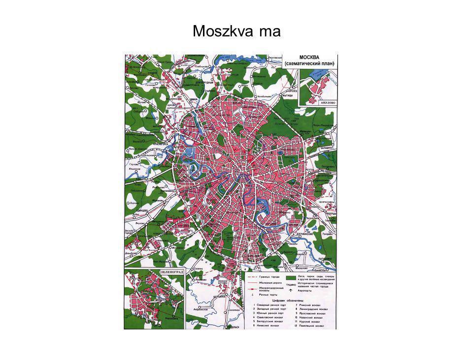 Moszkva ma