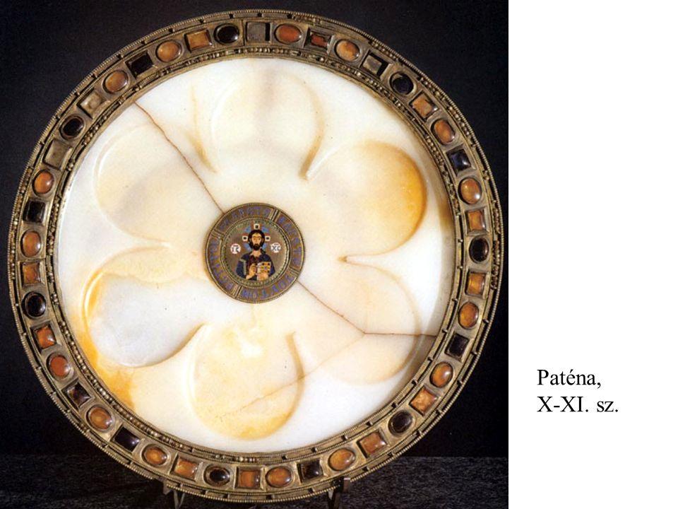 Paténa, X-XI. sz.