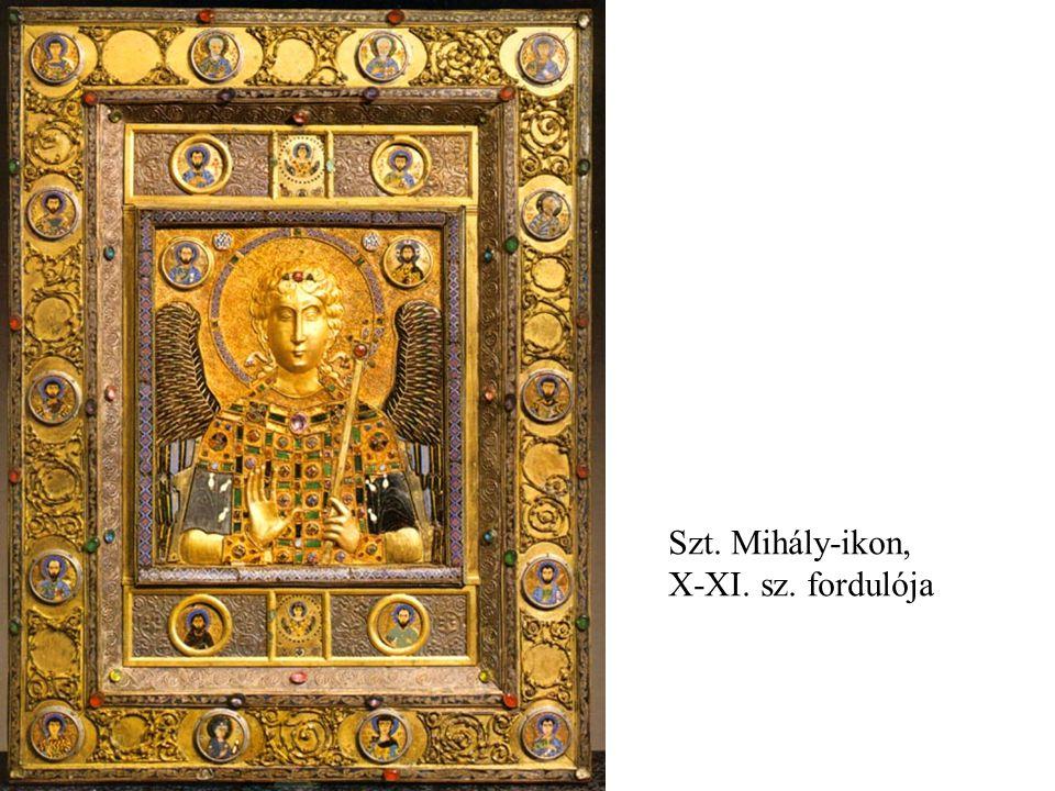 Szt. Mihály-ikon, X-XI. sz. fordulója