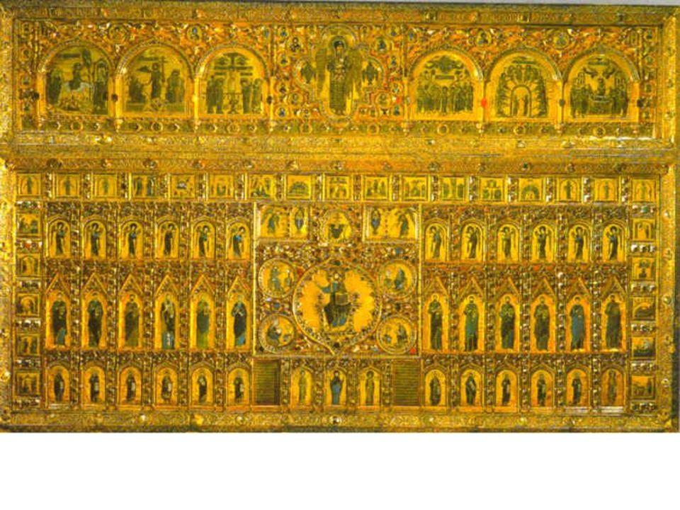 Szt. Mihály-ikon, XI-XII. sz. fordulója