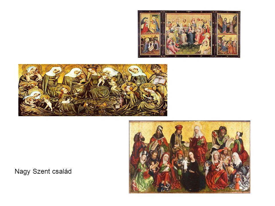 Nagy szentcsalád Nagy Szent család