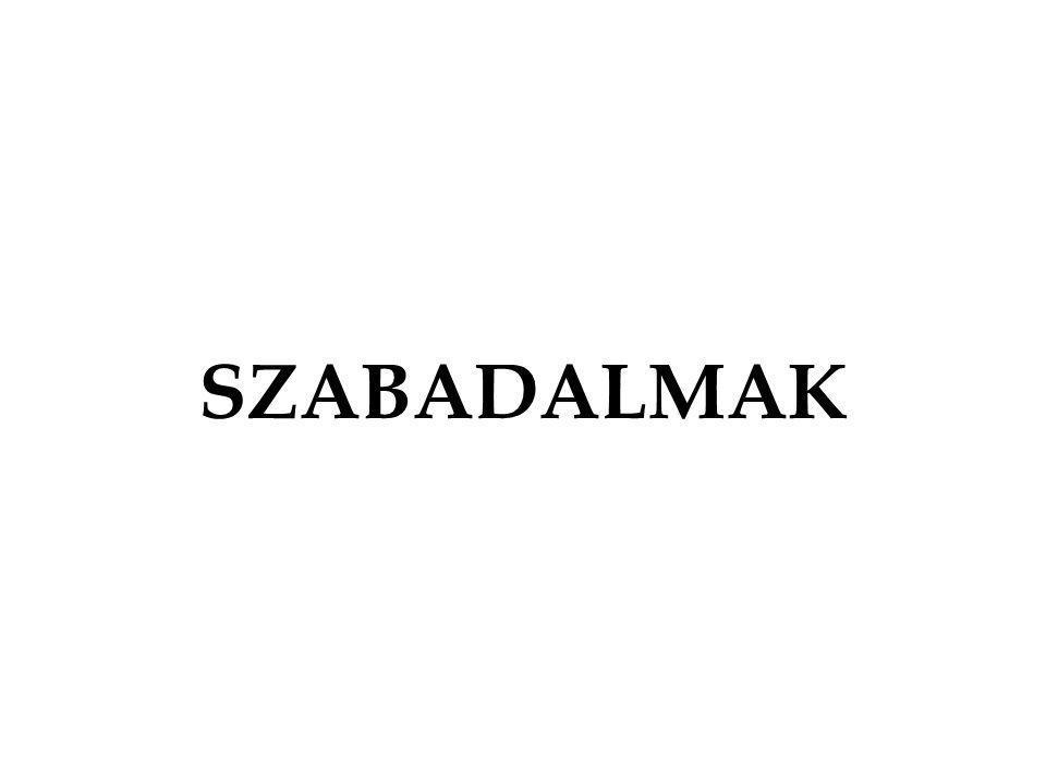 SZABADALMAK