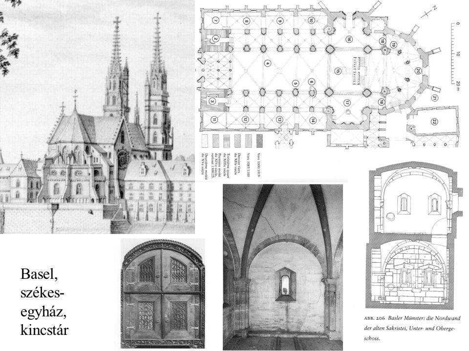 Basel, székes- egyház, kincstár