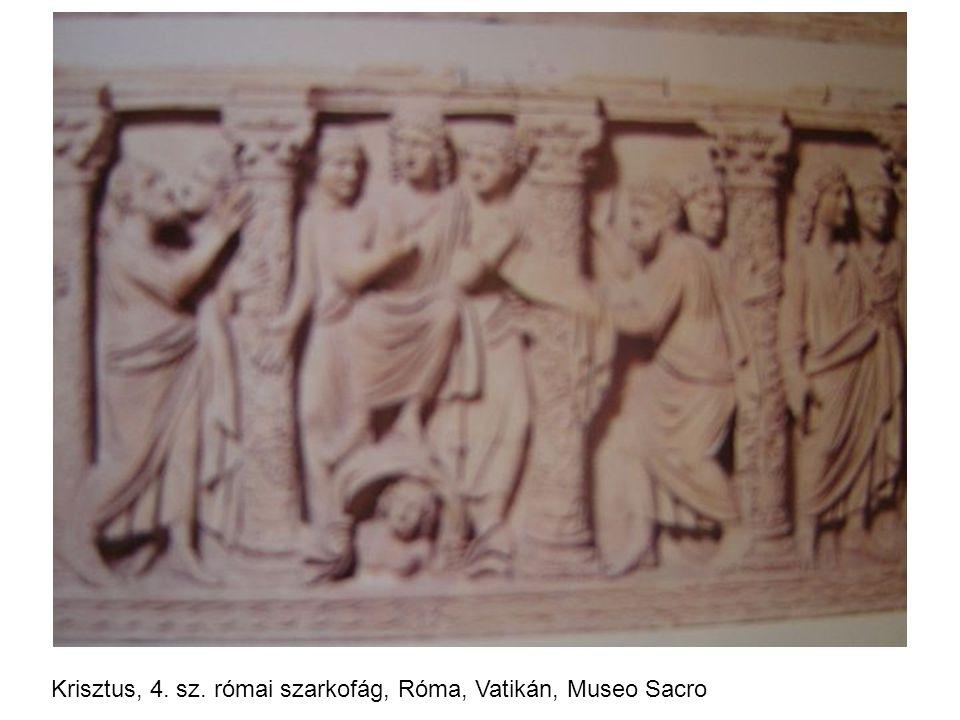 Veronika kendője, Köln, ún. Veronika mester, 1395-1415. London, National Gallery