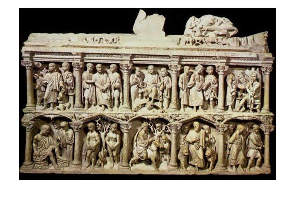 Tipologikus képsor Klosterneuburgi oltár, Verdun-i Nicolaus, 1181.