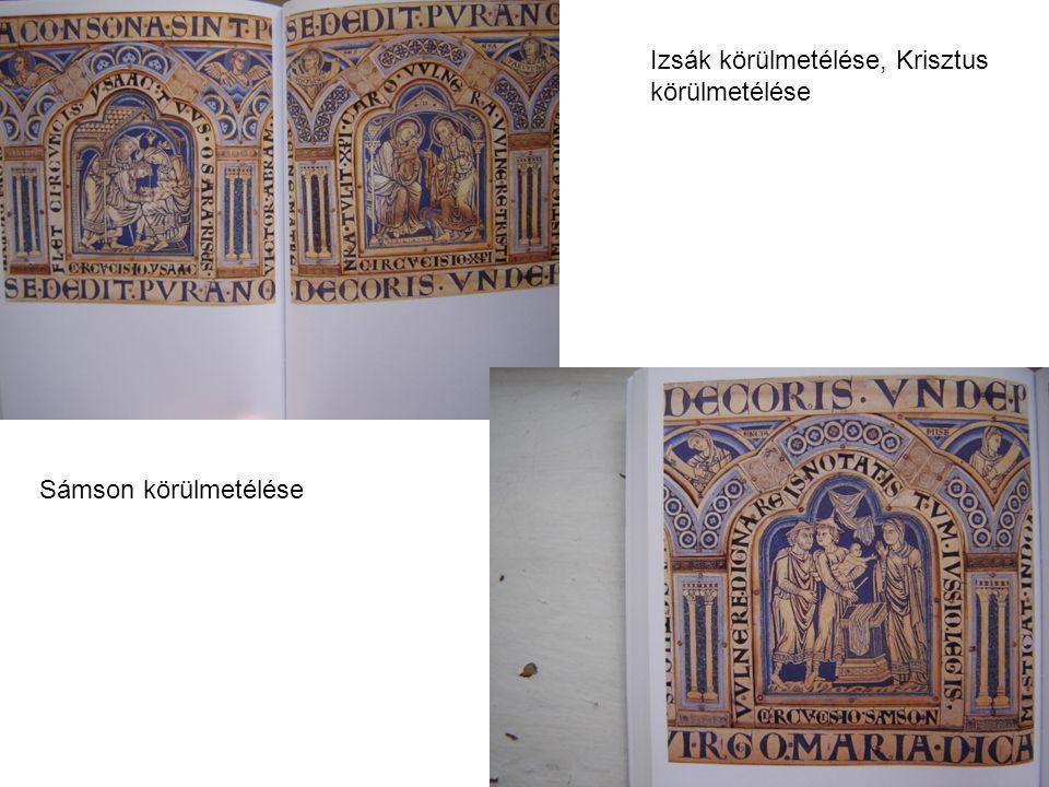 Krisztus élete Magyar Anjou Legendárium, Itália (Bologna?) 1350-1340 körül, törzsanyag: Róma, Biblioteca Apostolica Vaticana, Vat.