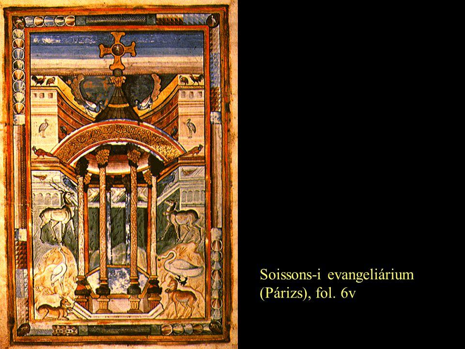 Soissons-i evangeliárium (Párizs), fol. 6v