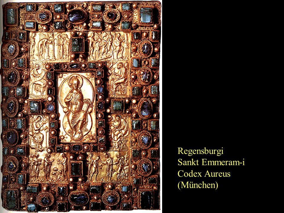 Regensburgi Sankt Emmeram-i Codex Aureus (München)