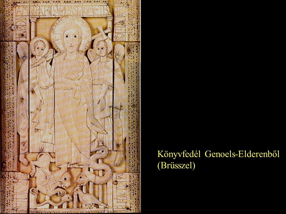 Könyvfedél Genoels-Elderenből (Brüsszel)