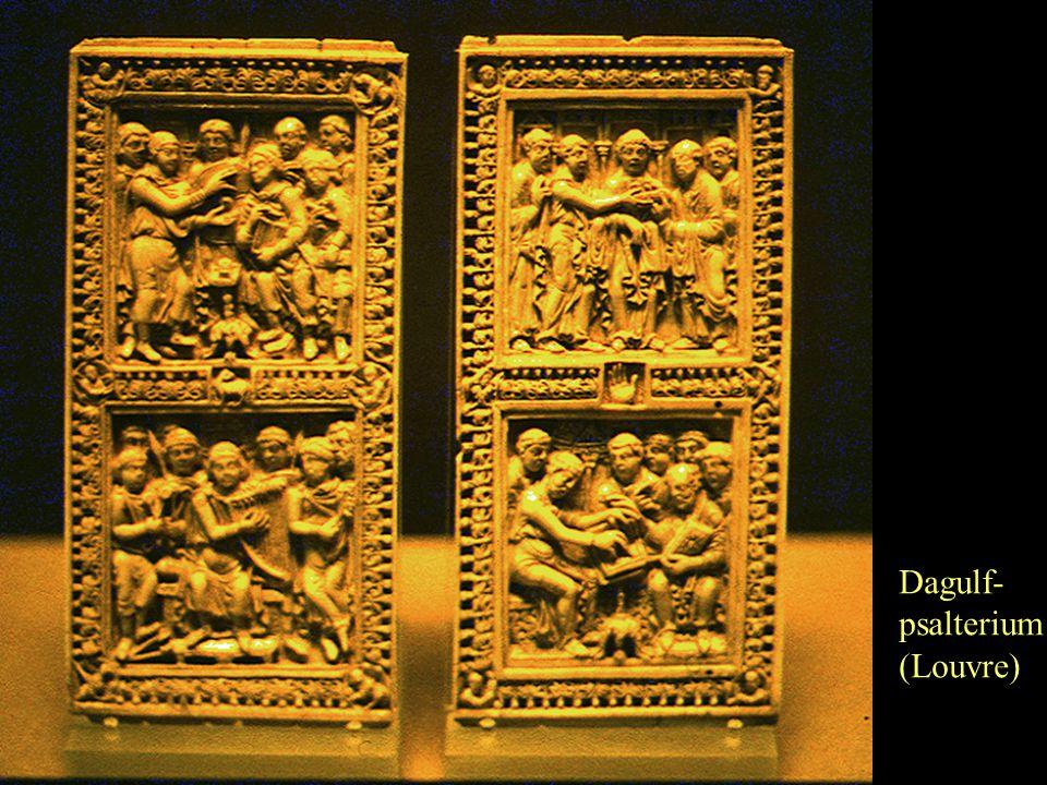 Dagulf- psalterium (Louvre)