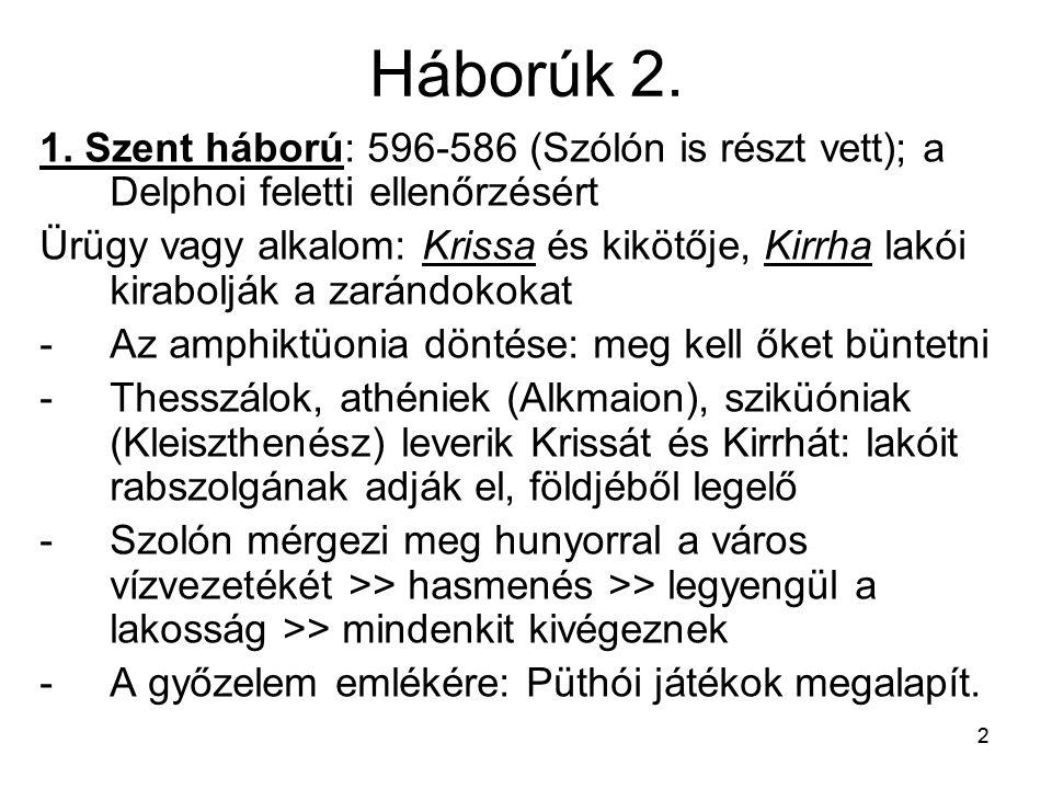 33 Kleiszthenész 2.