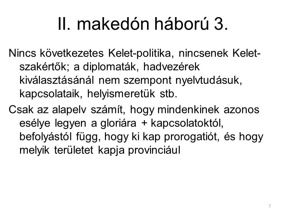 8 II.makedón háború 4. T.
