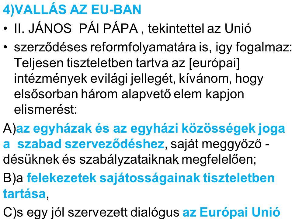 4)VALLÁS AZ EU-BAN II.