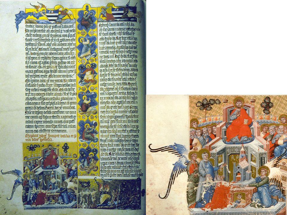 fol. 64r: Szt. Szaniszló fol.67v: Szt. Demeter