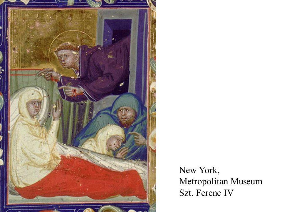 fol.92v: Toulouse-i Szt. Lajos VI. quomodo portabant sibi corpus christi cum cruce.