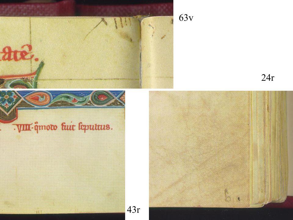 fol.95v: Szt. EgyedMorgan M.360.26: Szt. Domonkos
