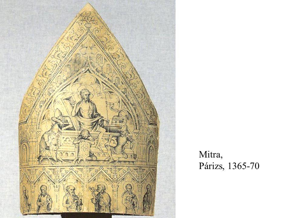 Mitra, Párizs, 1365-70