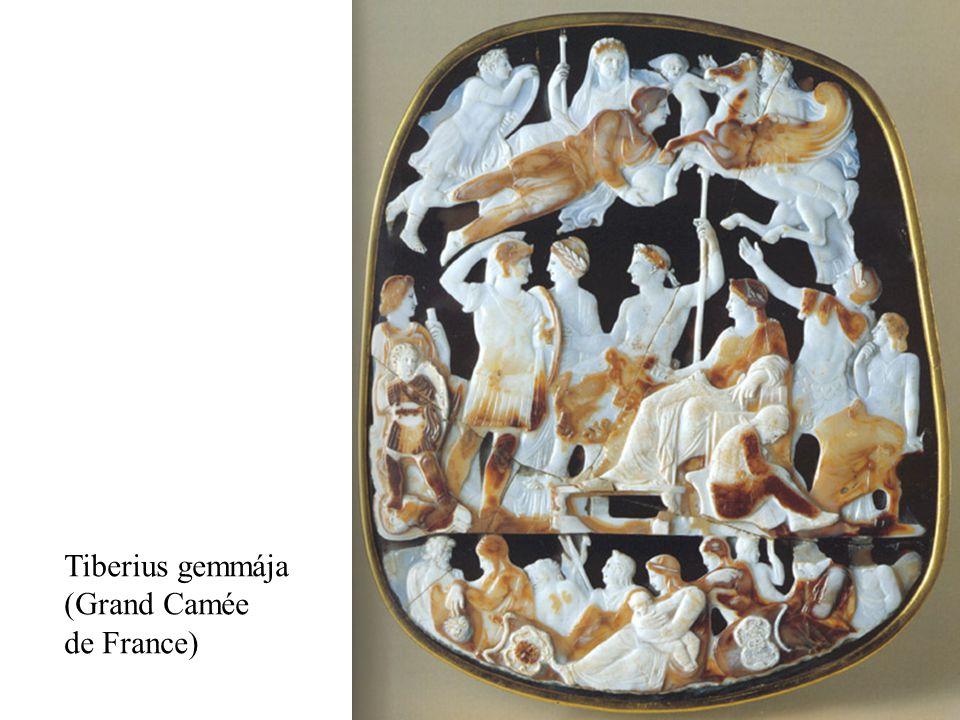 Tiberius gemmája (Grand Camée de France)