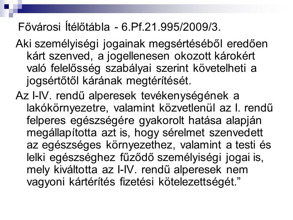 Fővárosi Ítélőtábla - 10.Gf.40.654/2009/6.