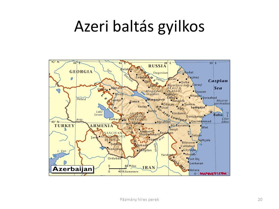 Azeri baltás gyilkos 20Pázmány híres perek