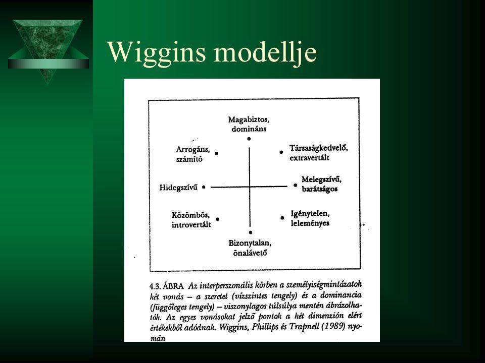 Gough: népnyelvi fogalmak  A társas viselkedés minden társadalomban közös jellemzői a személyiség alapvető dimenzióit határozzák meg  Mindennapi kik