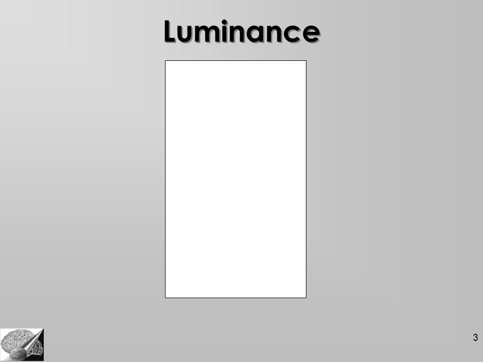 3 Luminance
