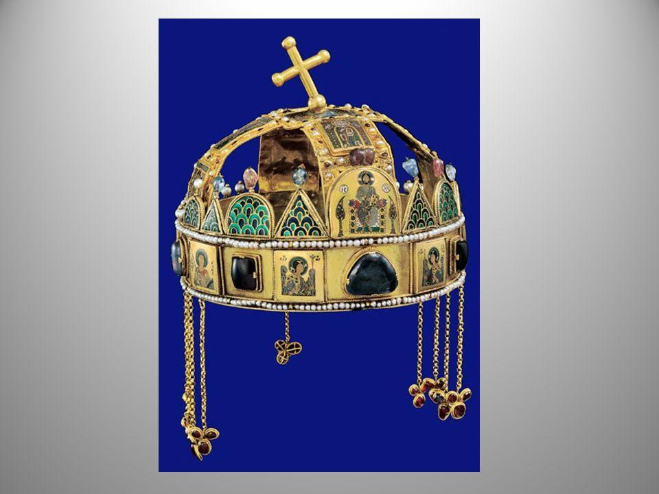 A Szent Korona-tan A sacra corona kifejezés, el ő ször 1256- ban jelent meg IV.