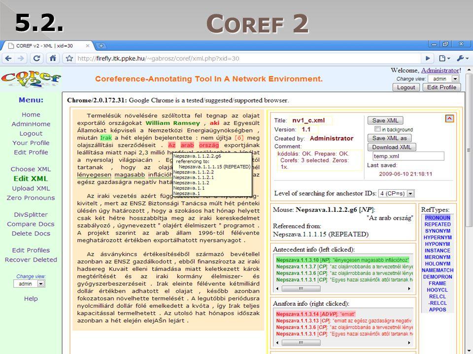 C OREF 2 5.2. 17