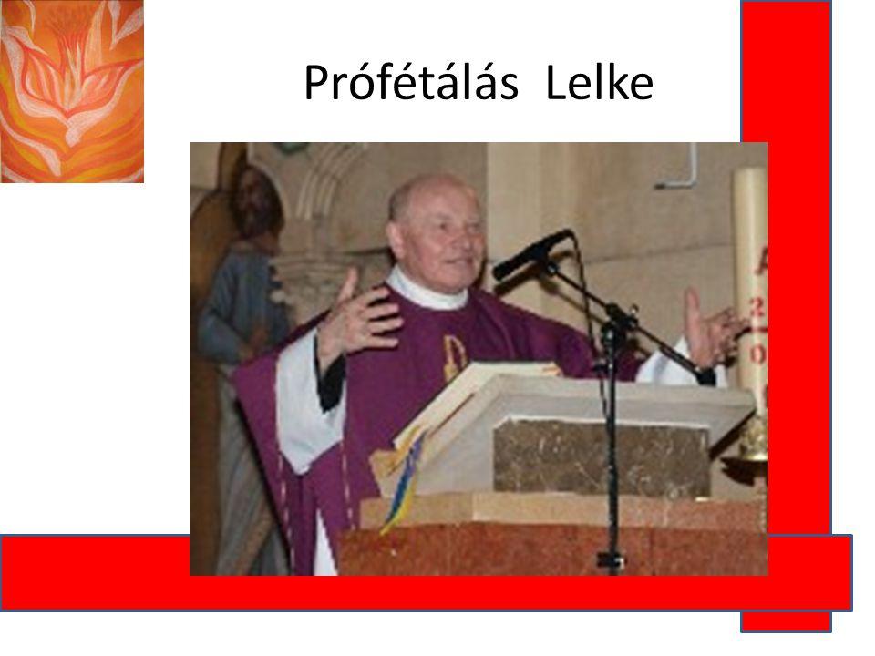 Prófétálás Lelke