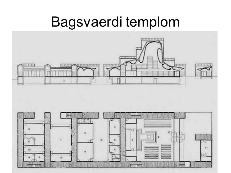 Bagsvaerdi templom