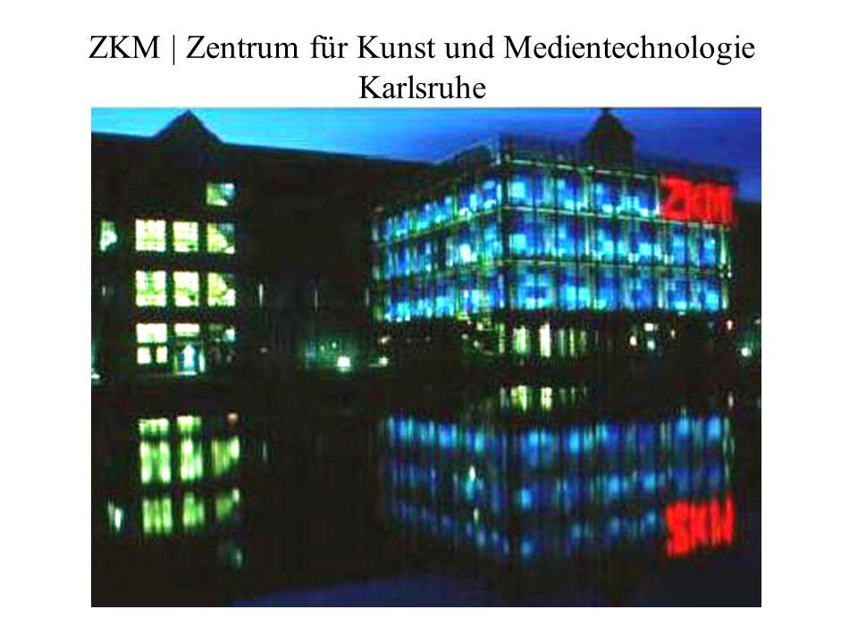 ZKM | Zentrum für Kunst und Medientechnologie Karlsruhe