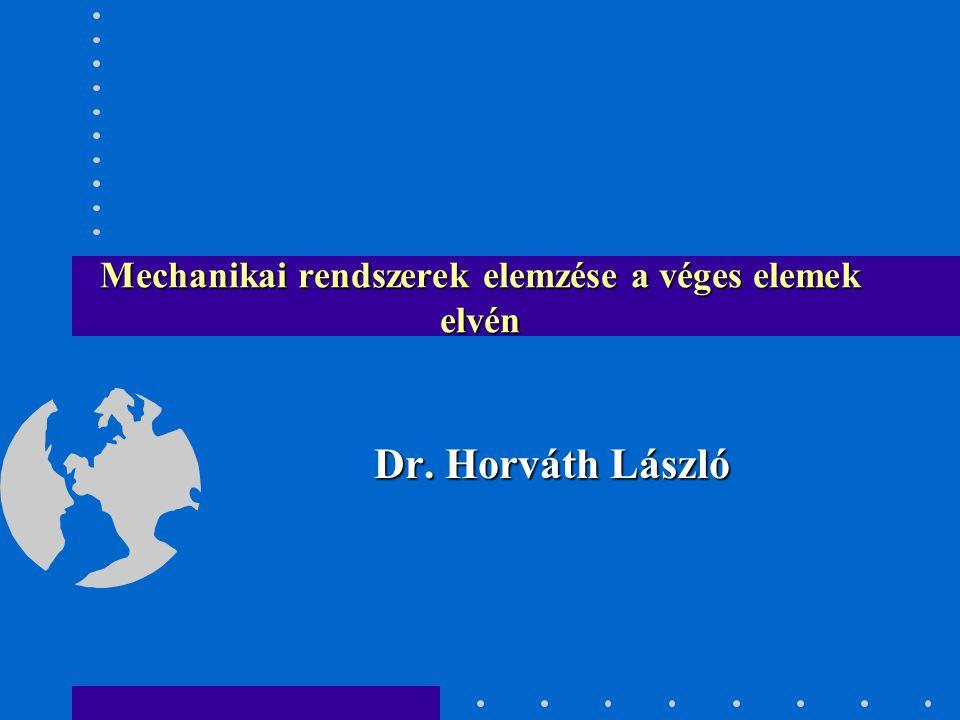 A kész elemzési modellről A teljes elemzési modell, vagy annak meghatározott részei az elemzési eredmények alapján módosítása után frlhasználhatók, az elemzés megismételhető.