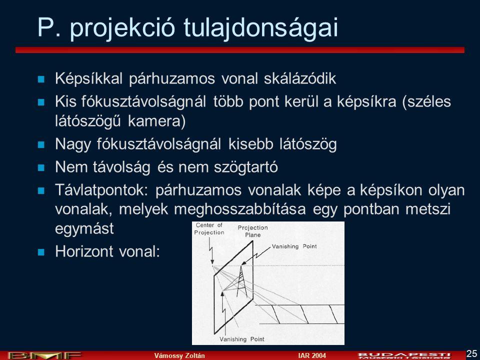 Vámossy Zoltán IAR 2004 25 P.