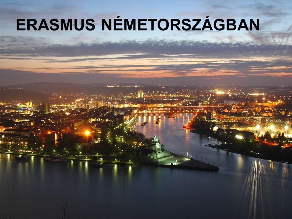 7/20/2014 ERASMUS - szabo.zsolt@nik.uni-obuda.hu 19/31 ERASMUS NÉMETORSZÁGBAN