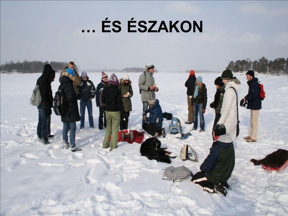 7/20/2014 ERASMUS - szabo.zsolt@nik.uni-obuda.hu 21/31 … ÉS ÉSZAKON