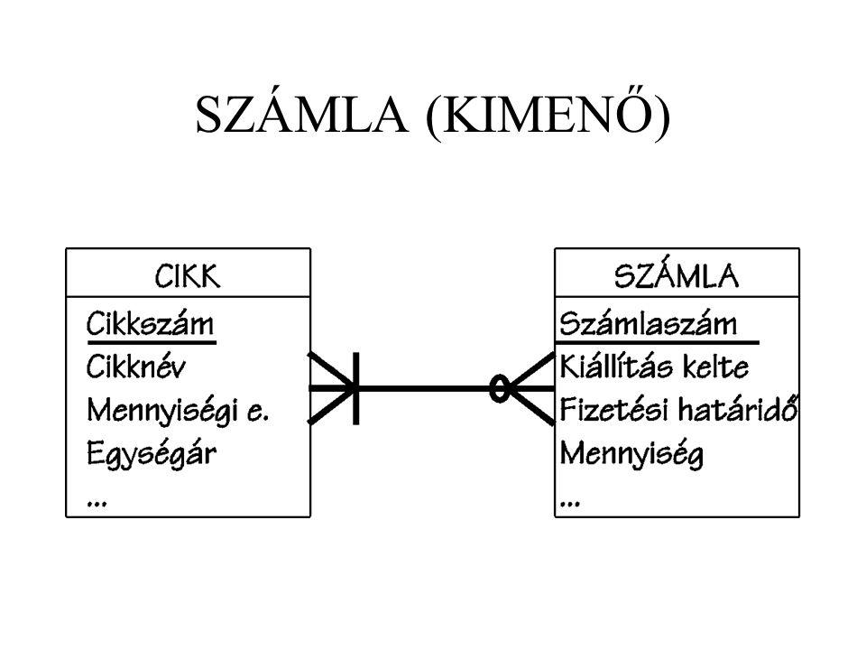 SZÁMLA (KIMENŐ)