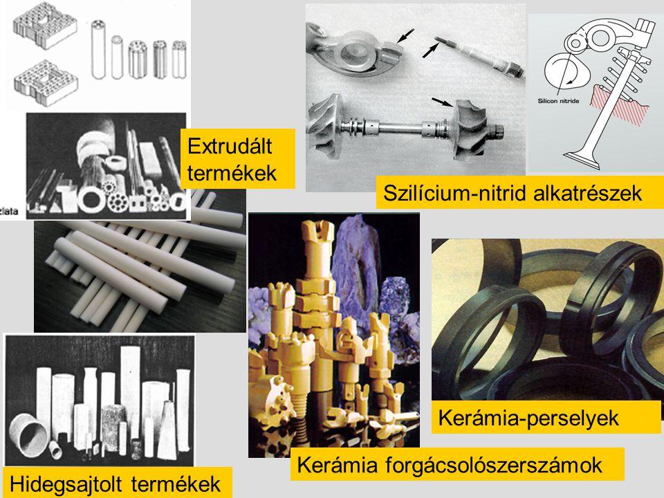 Szilícium-nitrid alkatrészek Kerámia-perselyek Extrudált termékek Hidegsajtolt termékek Kerámia forgácsolószerszámok