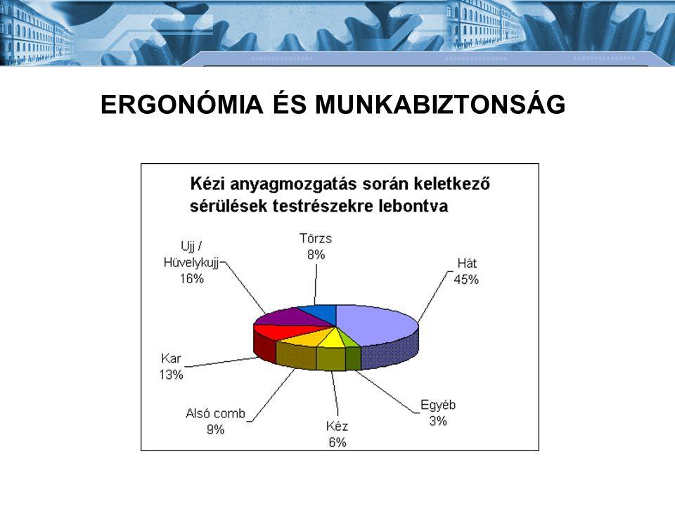 ERGONÓMIA ÉS MUNKABIZTONSÁG