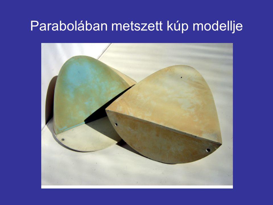 A metszősík nyomvonalának jelölése Jelölni kell a nyomvonalat, ha: a metszősík helye nem egyértelmű, vagy több metszősík van.