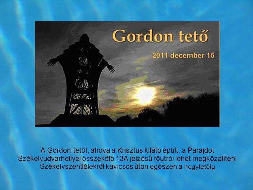 Felépült, a Krisztus kilátó a legmagasabb Krisztus-ábrázolás Kelet-Európában.