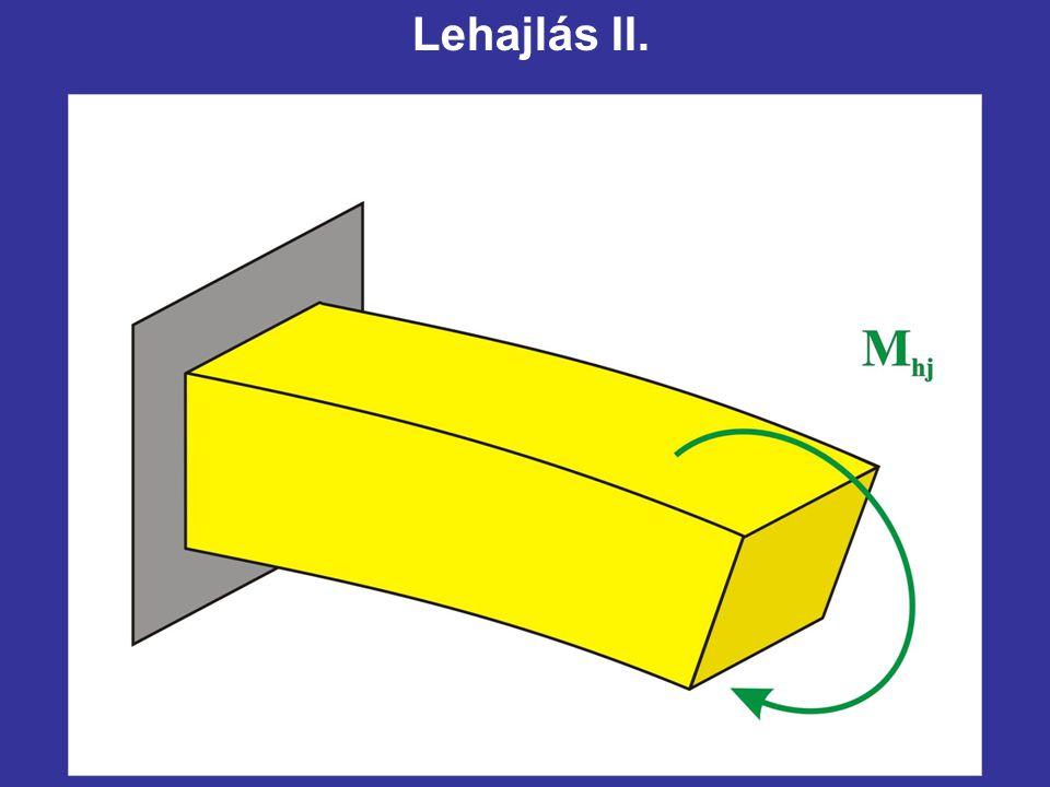 Lehajlás II.