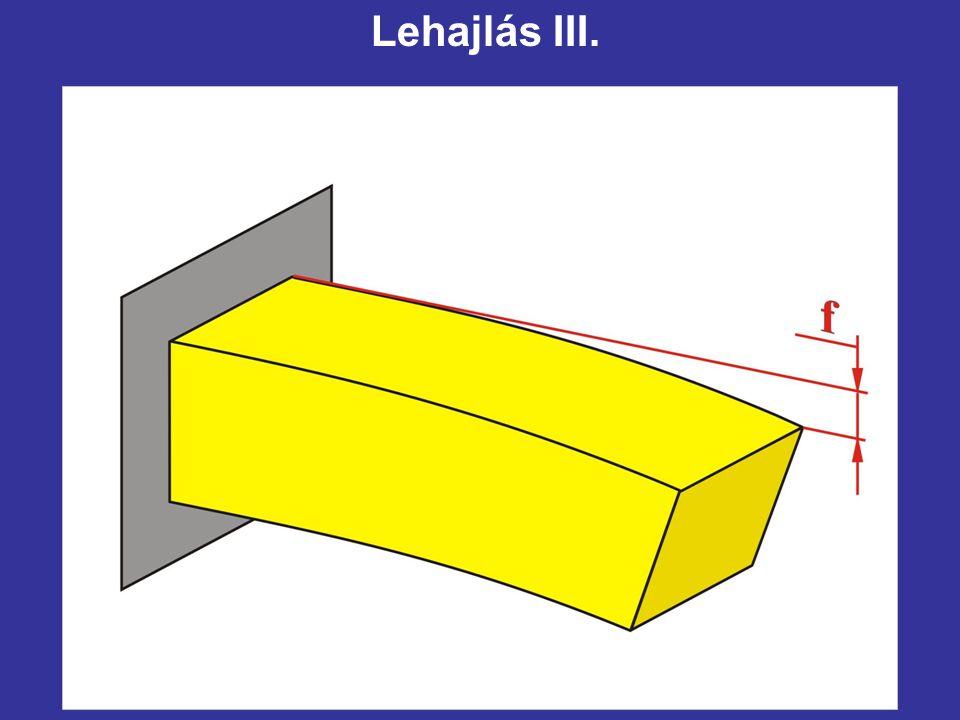 Lehajlás III.