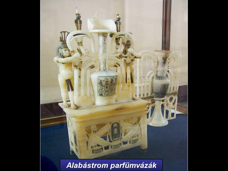 Alabástrom urnák